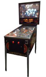 Fire Pinball Machine