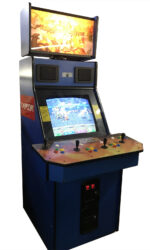 Dungeons and Dragons Arcade Game
