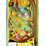 Bally Hoo Pinball Machine Playfield