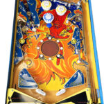 Fireball Pinball Machine Playfield