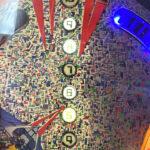 Firepower Pinball Machine Playfield Art