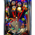 Firepower Pinball Machine Playfield