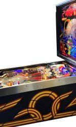 Firepower Pinball Machine Side View