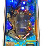 Black Hole Pinball Machine Playfield