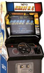 Chase HQ Arcade Game