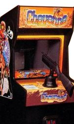 Cheyenne Arcade Game